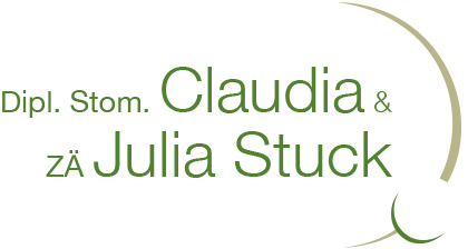 Dipl.-Stom. Claudia Stuck und ZÄ Julia Stuck